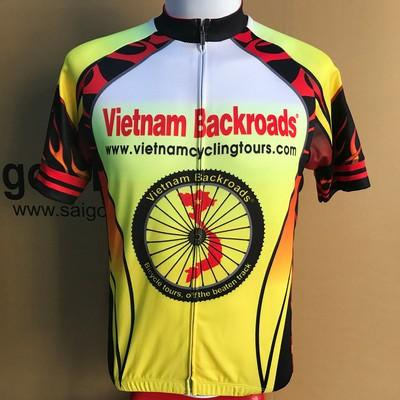 Exclusive jersey of Vietnam Backroads size XL