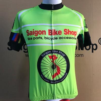 Jersey of Saigon Bike Shop