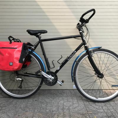 Bicycle touring for rent in Saigon